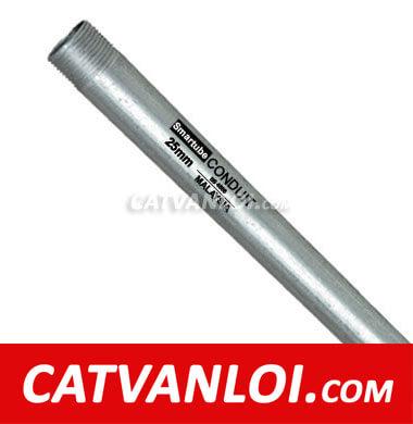 Ống thép luồn dây điện ren BS4568 -Smarutbe