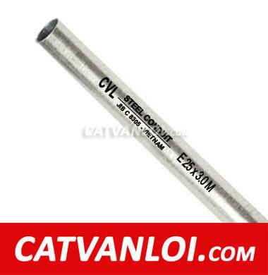 Ống thép luồn dây điện trơn JISC 8305 loại E-CVL