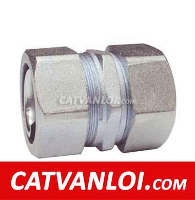 Khớp nối ống mềm với ống ruột gà kín nước CVL