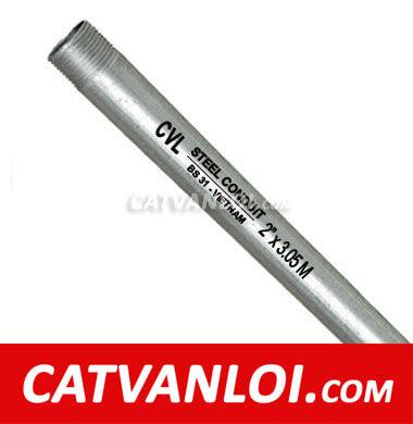 Ống thép luồn dây điện loại ren BS31-CVL