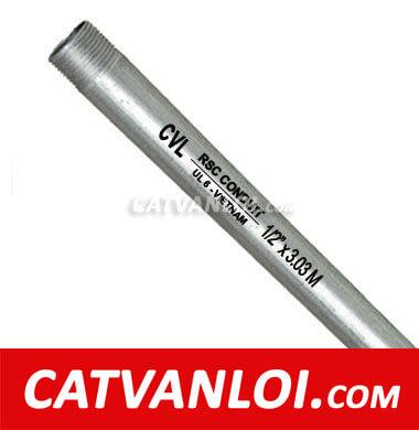 Ống thép luồn dây điện ren RSC-CVL
