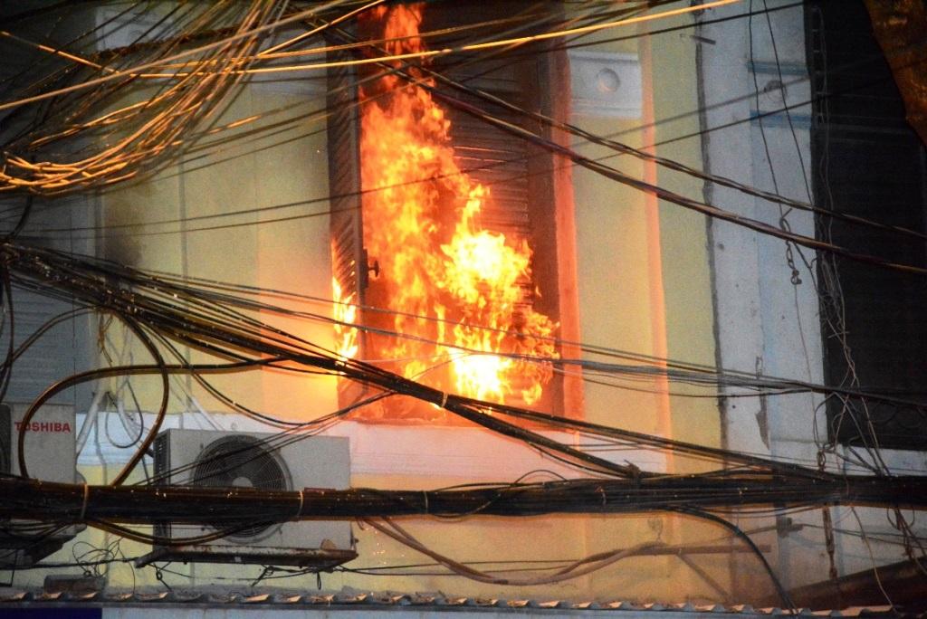 Các sự cố về điện tại công trình